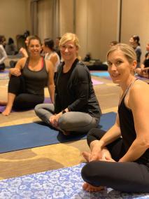 lisa pisano yoga