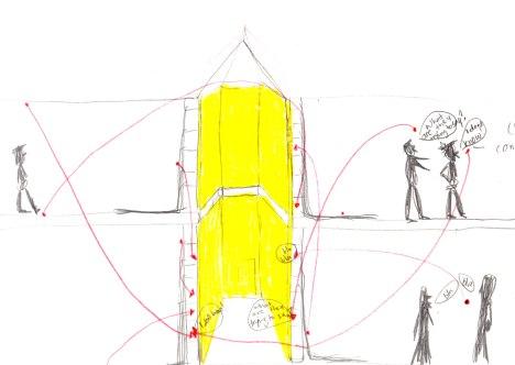 The_Chapel_drawing_Lisa_Premke_GalerieM_Berlin_Marzahn
