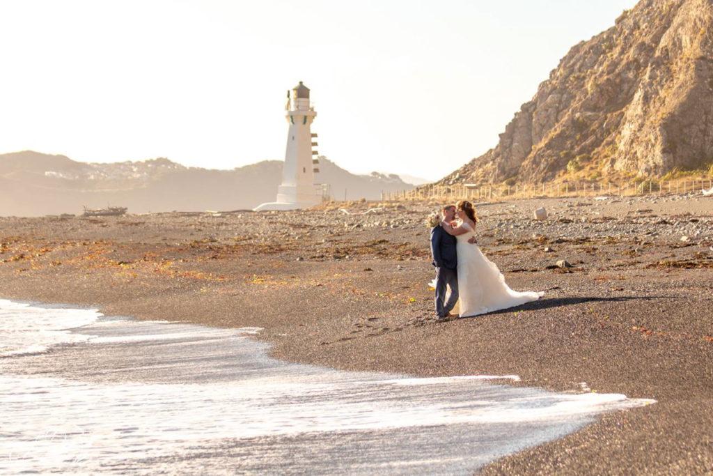 Lighthouse Walks with My Love, Pencarrow Coast, Pencarrow Lighthouse