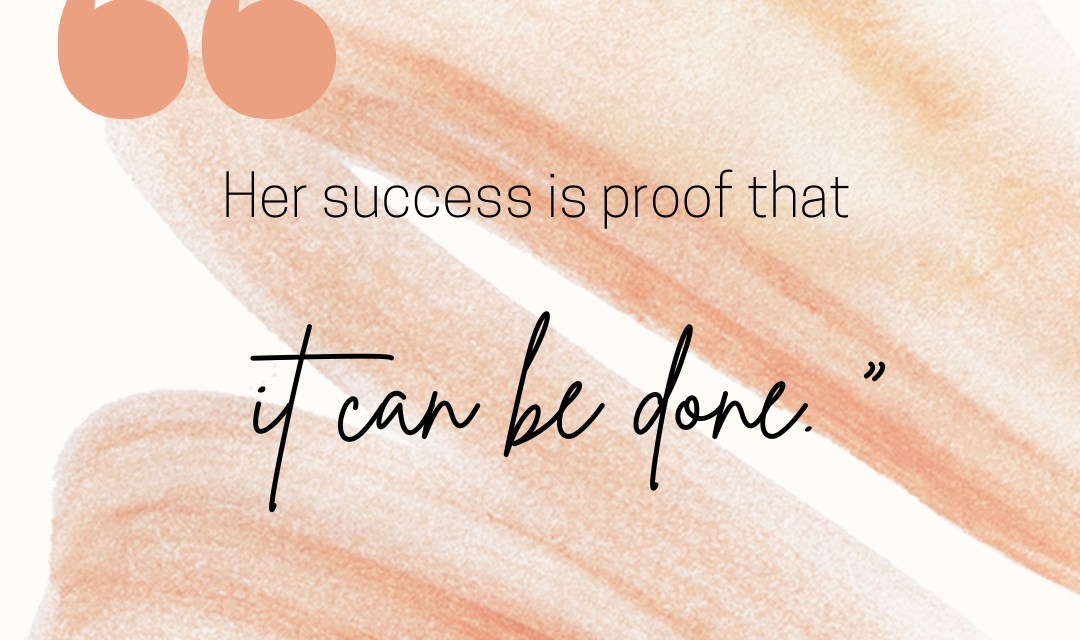 Podcast #40: What Does HER Success Mean to You?