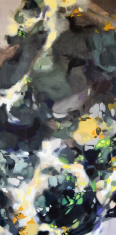 Nimble -72 in x36 in- oil on canvas- $2500
