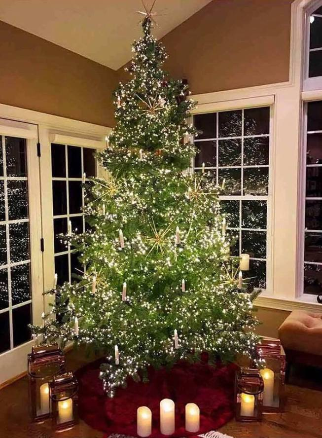if you want a tree that looks absolutely gorgeous whether you put anything on it or not then this is your tree if you want a tree that stops everyone in - My Christmas Tree