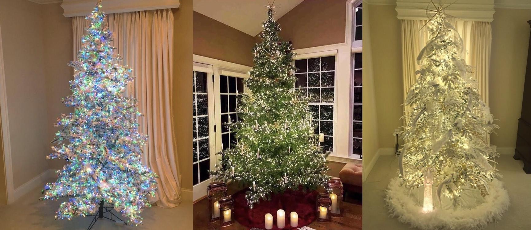 Lisa Robertson Christmas Trees 2021 The Story Of The Stars In The Sky Christmas Tree Lisa Robertson
