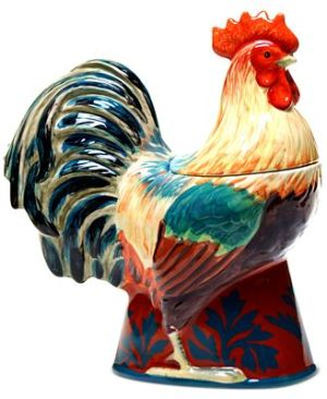 mary's rooster