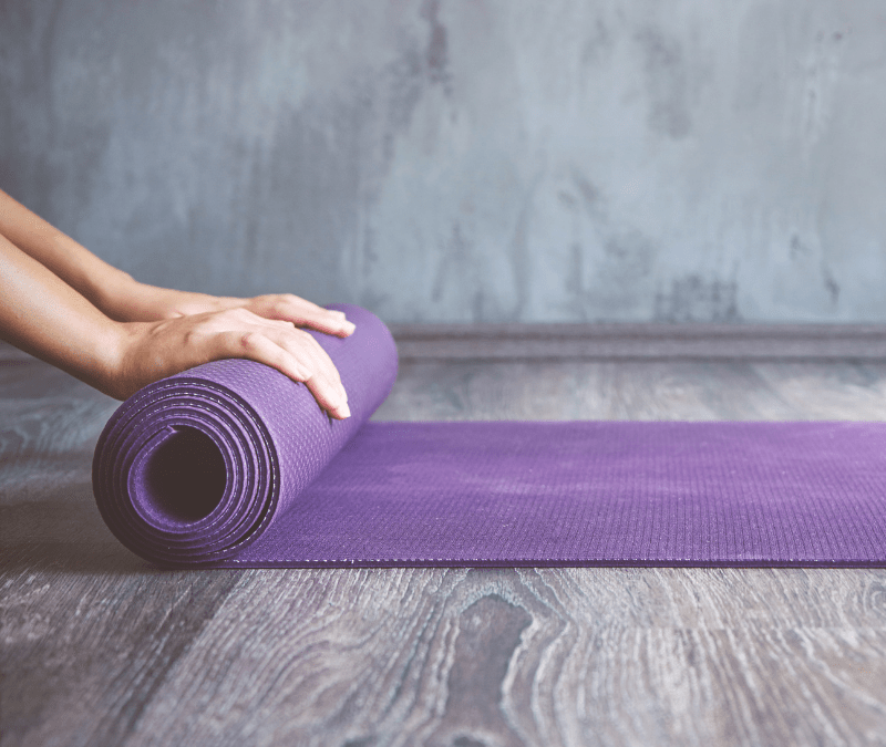 what to expect when you unroll your yoga mat at an all levels yoga class