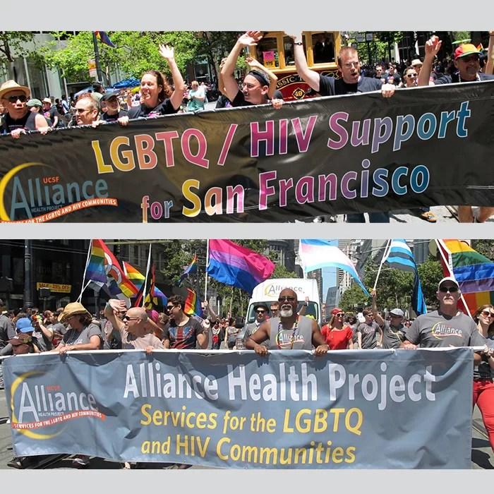 AHP Pride Banners