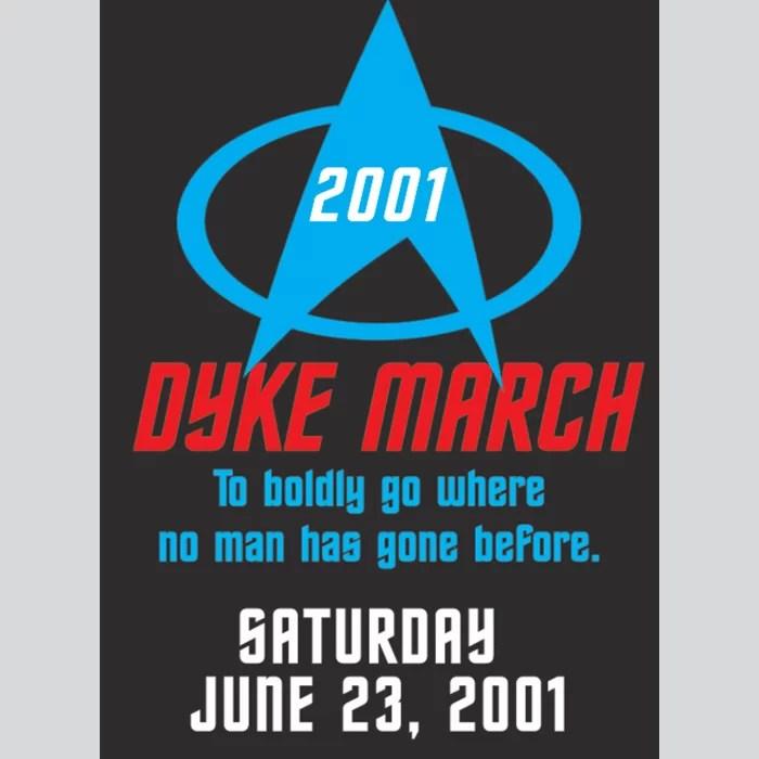 DM 2001 poster