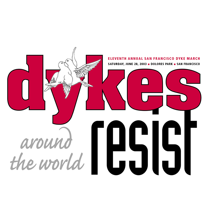 Dyke March T-shirt FINAL