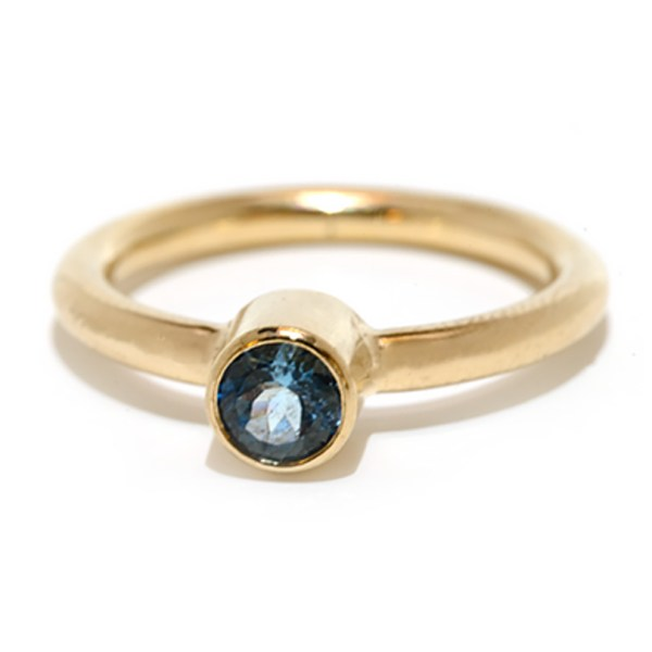 Ethical Responsibly Sourced Engagement Ring|Lisa Rothwell-Young