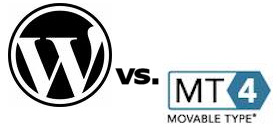WordPress versus Movable Type in Design and Development ease of use
