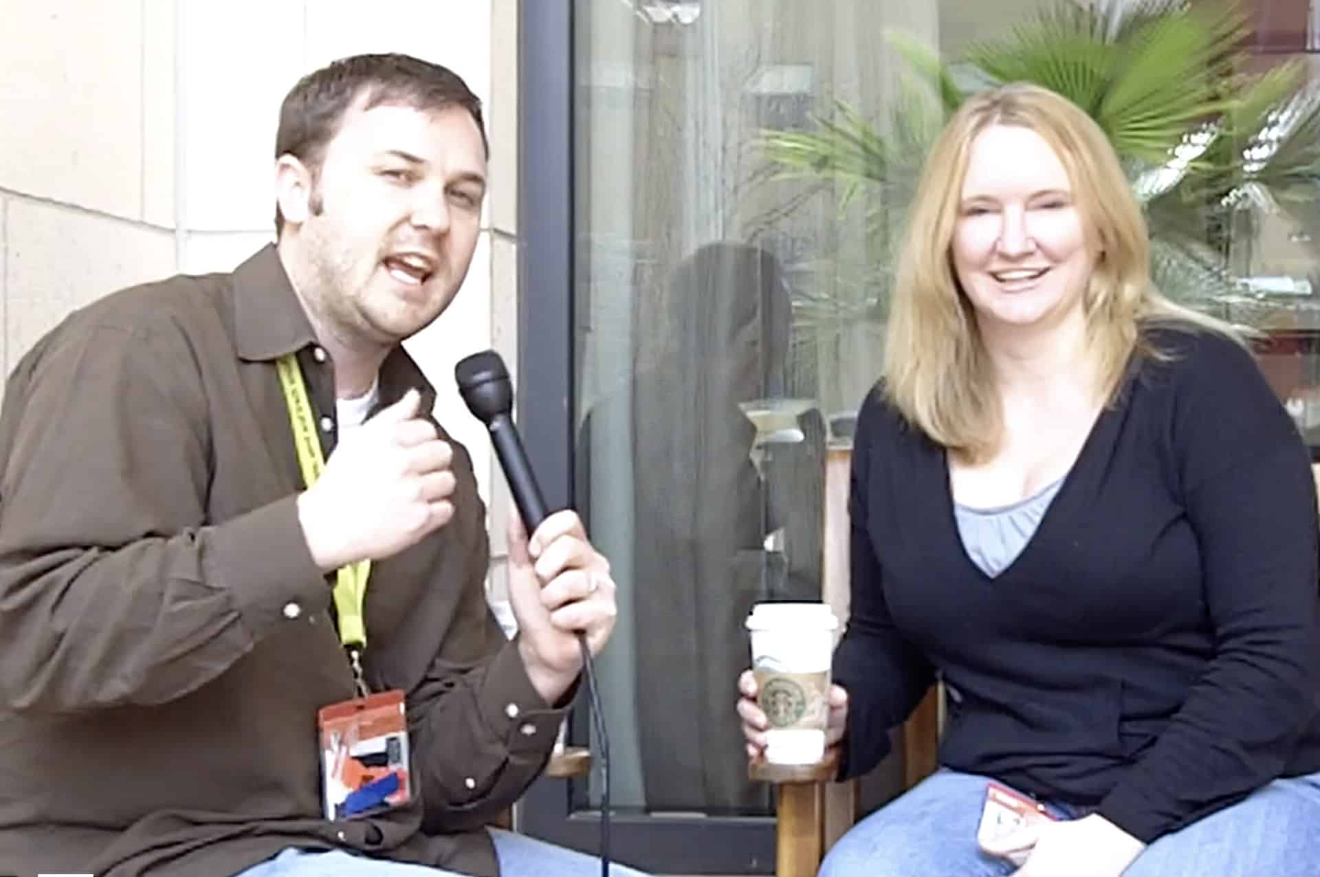 Lisa Sabin-Wilson and Cory Miller SXSW 2010