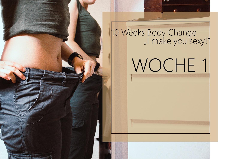 Ich berichte dir über meine Erfahrungen mit dem Abnehmprogramm 10 Weeks Body Change - I make you Sexy. Alles über meine Ernährung und die Erfolge.