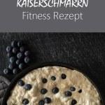 Fitnessrezept Gesunder Kaiserschmarrn Grau