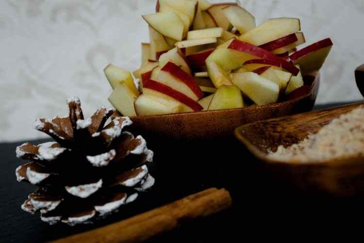 Bratapfel_Porridge_Rezept_Weihnachtsrezept_Proteinporridge_Bratapfelporridge1-3