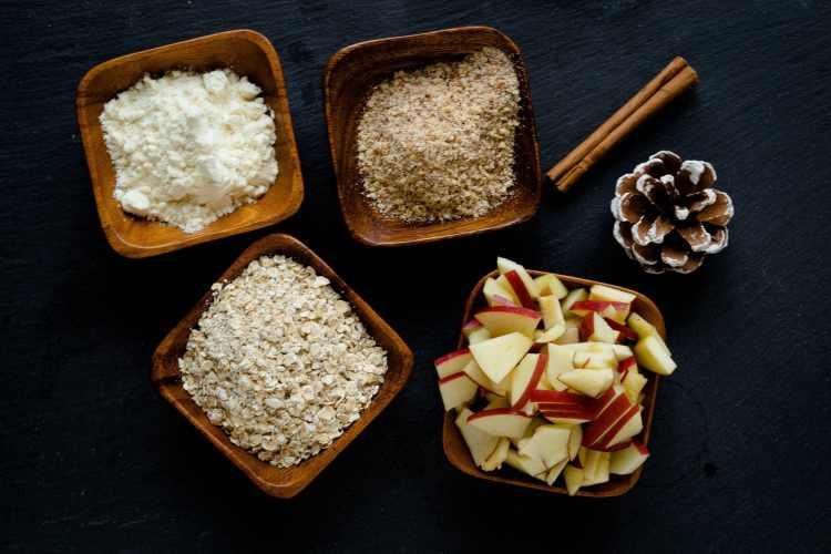 Bratapfel_Porridge_Rezept_Weihnachtsrezept_Proteinporridge_Bratapfelporridge1-5