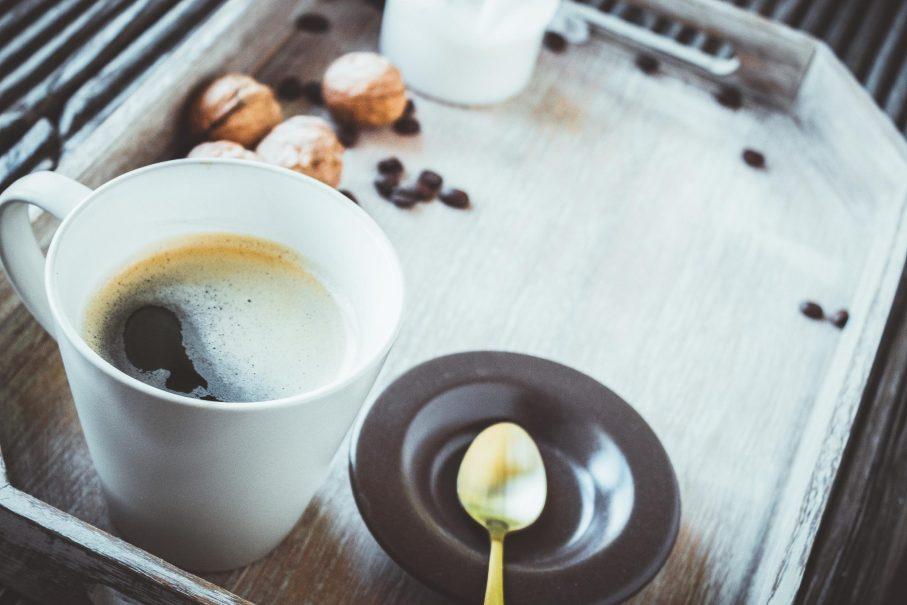 5 Tipps schwarzen Kaffee zu trinken ohne Milch und ohne Zucker.