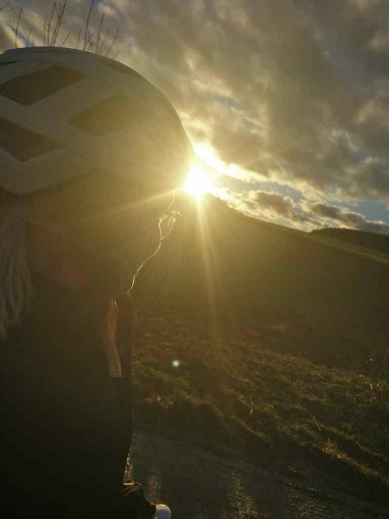Radfahren im Winter Mein Abnehmtagebuch Sport Neustart