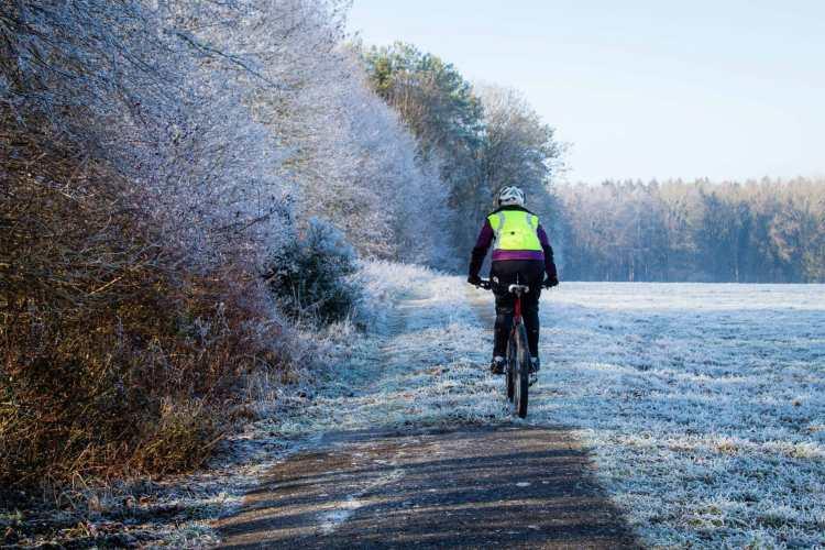 Radfahren im Winter - Kleidung und Ausrüstung