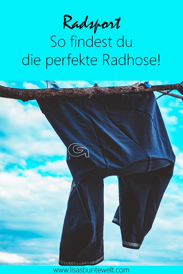 So findest du die perfekte Radhose und verhinderst Sitzschmerzen beim Radfahren.