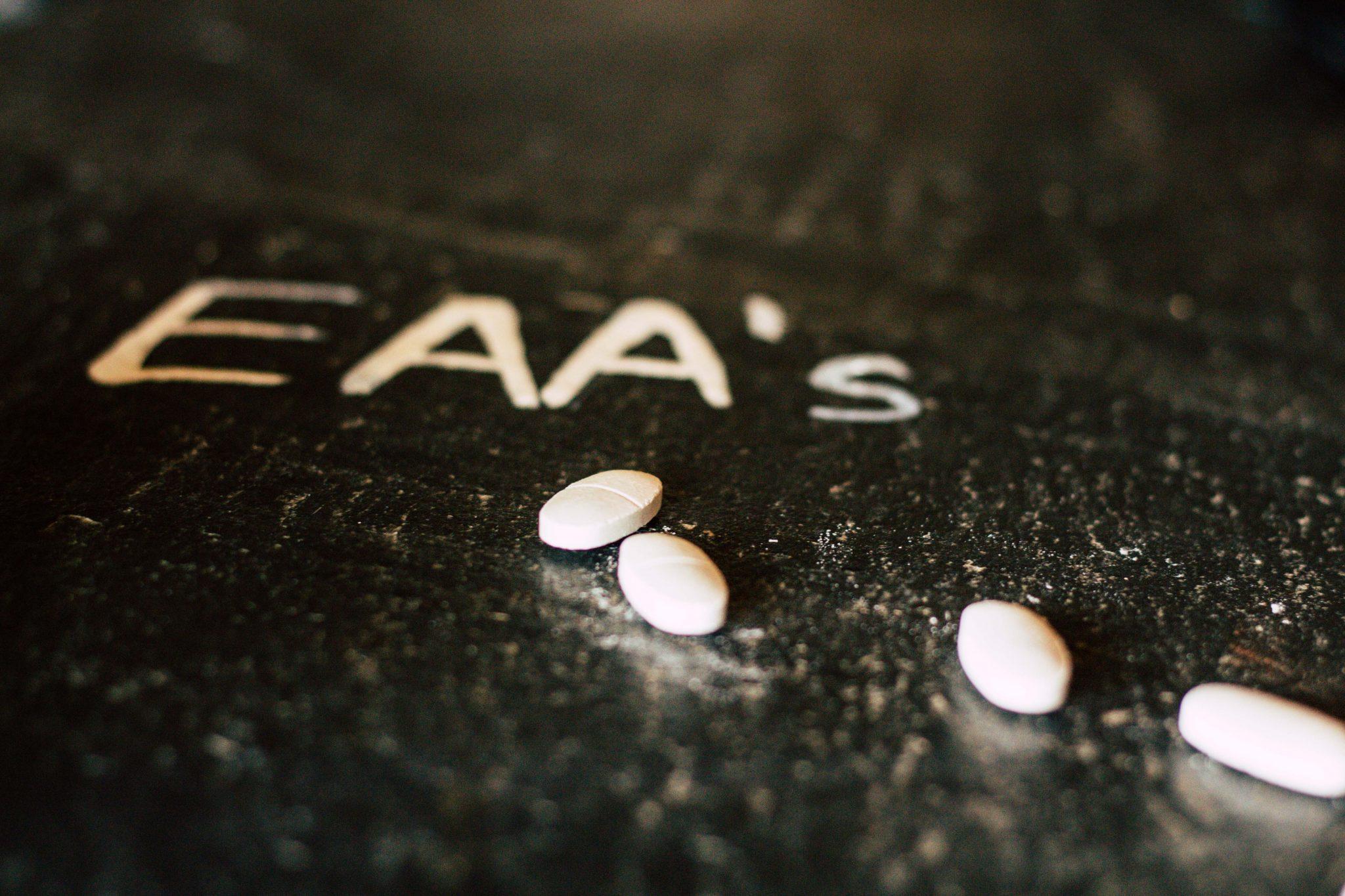 Aminosäuren für Ausdauersportler EAA Tabletten von Vitaminversand24