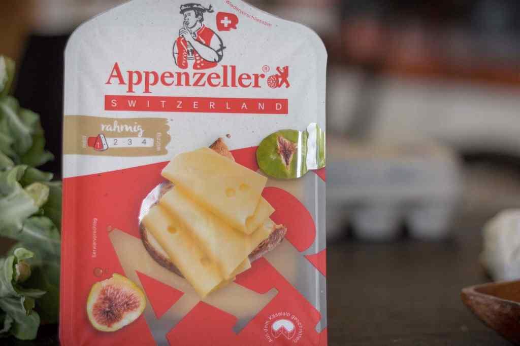 Abnehmen mit Appenzeller Käse.