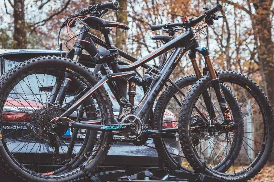 Fahrrad transportieren mit dem Auto - mit mobile.de