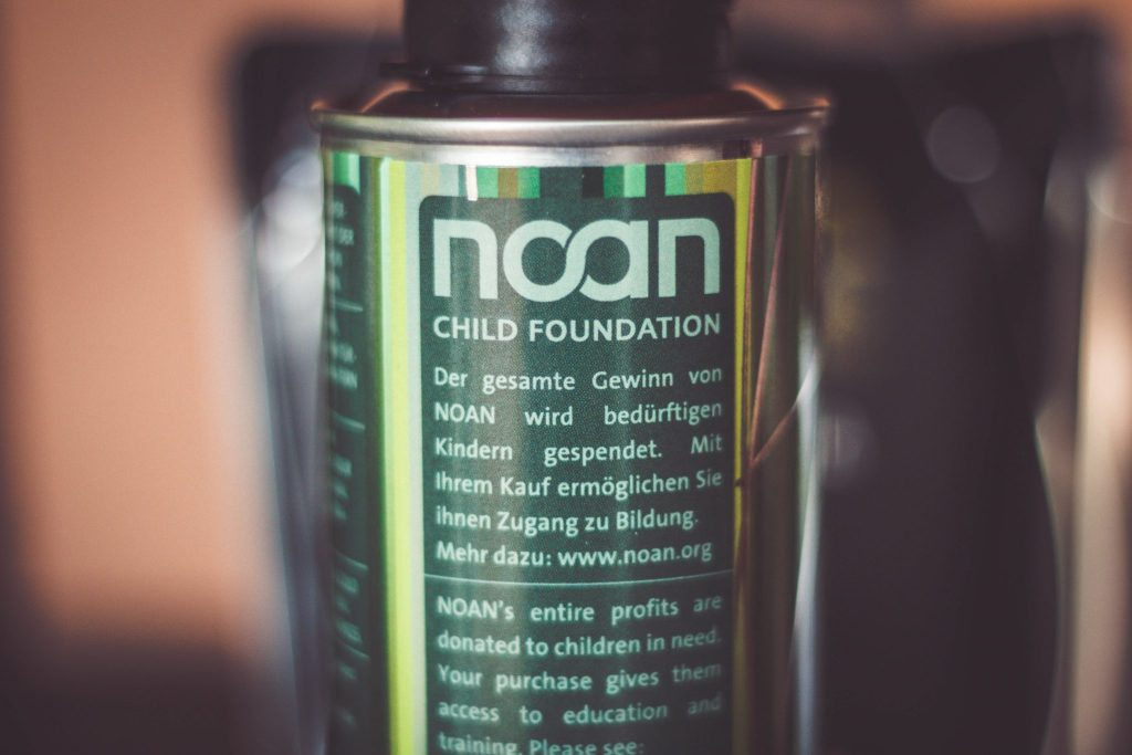 Noan Olivenöl Extra Native Mediterran Herbs
