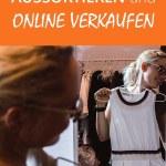 Kleidung Aussortieren Online Verkaufen Orange