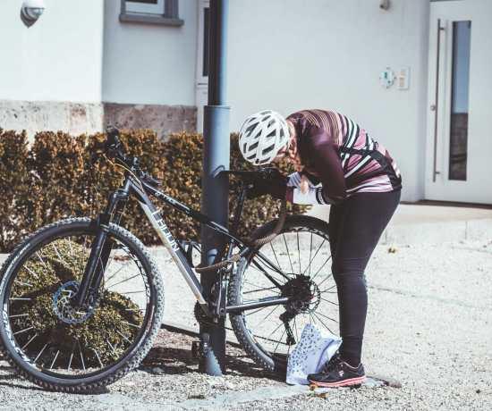 Sicherer Diebstahlschutz fürs Fahrrad - Mit dem Fahrradschloss von Texlock 10 Tipps