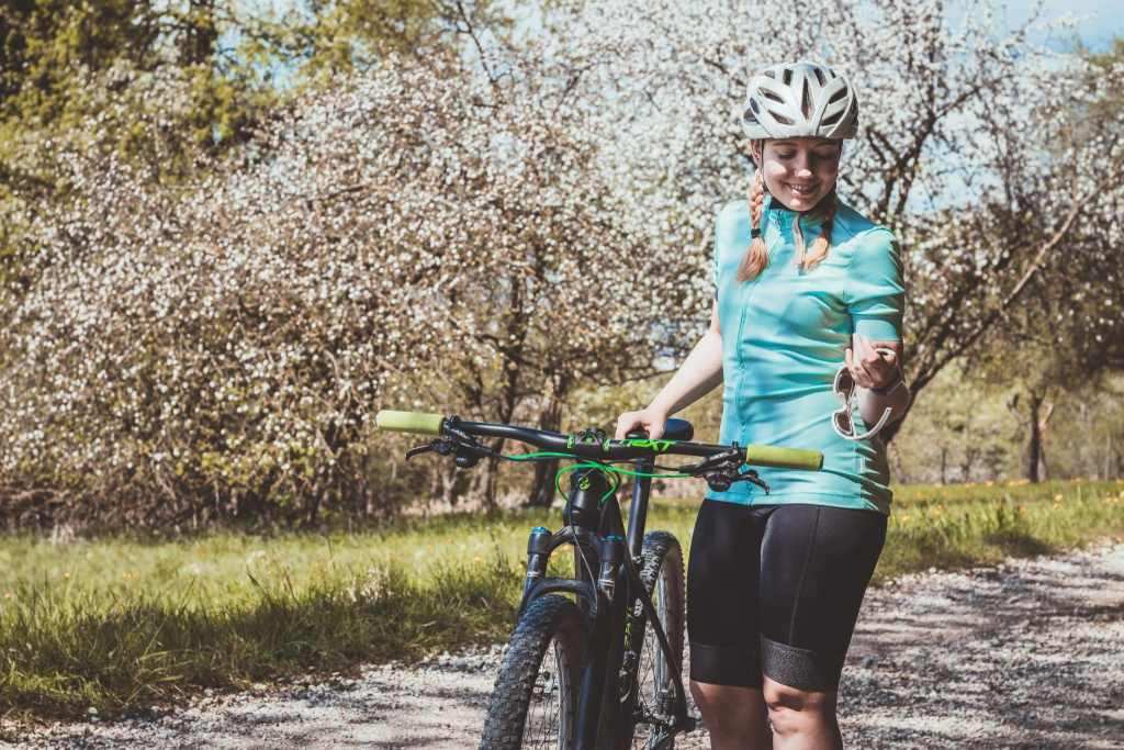 Mehr Ausdauer beim Radfahren erlangen - Tipps und Tricks für Anfänger auf dem Fahrrad.