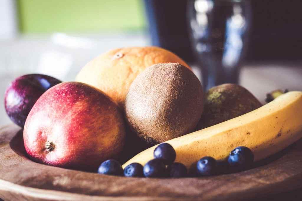 Essen Sie nur Obst, um Gewicht zu verlieren