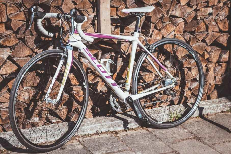 Meine Fahrrad Geschichte - Scott Contessa Rennrad