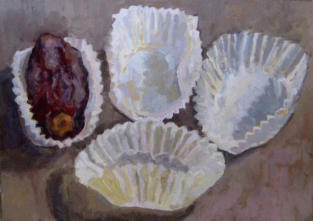 Dates Painting Oil