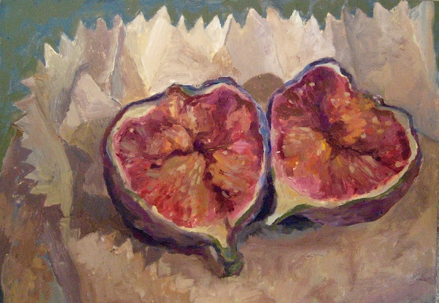 Figs Painting Oil