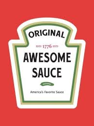 We Are Awesome Sauces!  Our Bread…