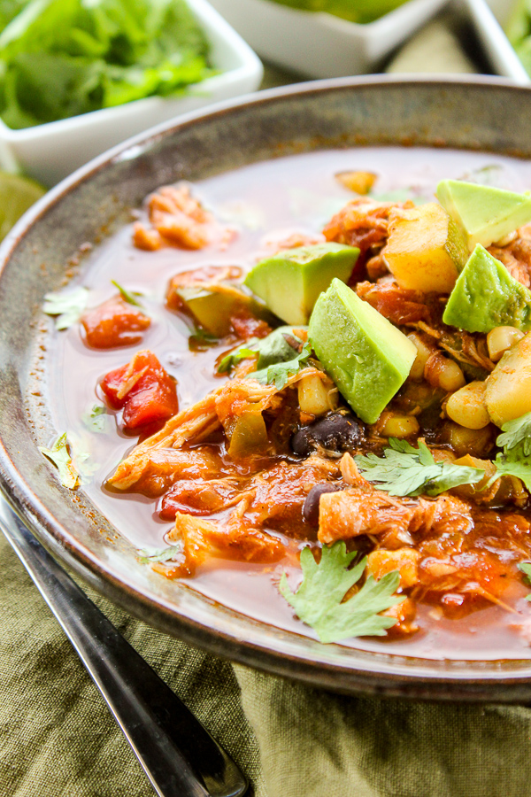 couldn t be easier mexican two bean chicken chili