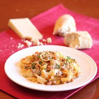 A Hearty Italian Dinner
