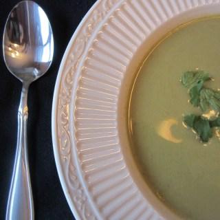 Clean Out Your Fridge Veggie Soup