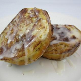 Cinnamon Roll French Toast