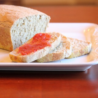 English Muffin Bread – Homemade Bread in a Snap