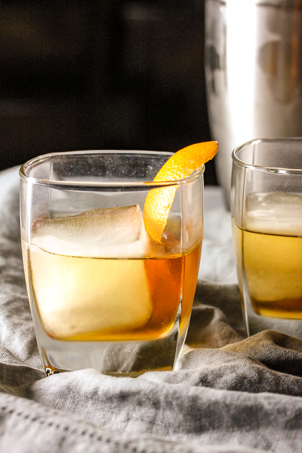 Jameson old fashioned for Jameson mixed drinks recipes