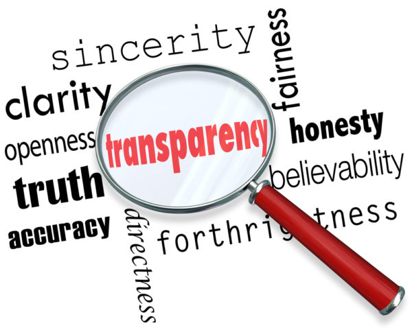 Leadership: The Power of being Transparent as a Leader