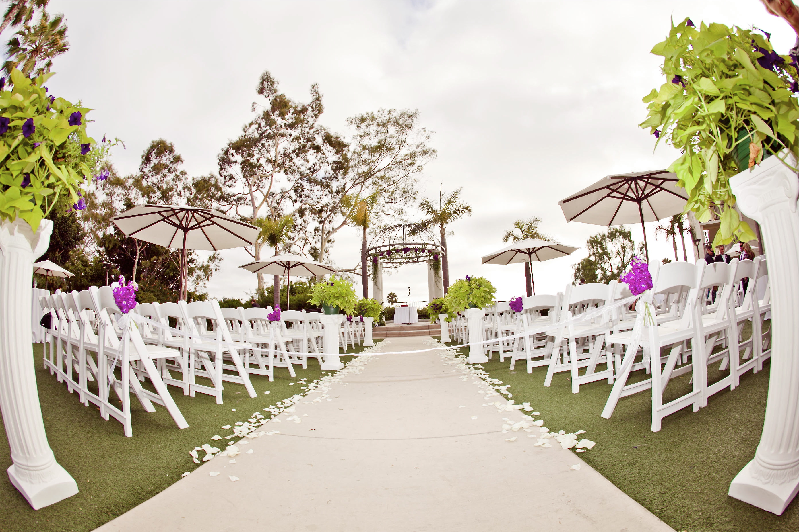 Marriott Newport Beach Resort Amp Spa Lisa Simpson Wedding