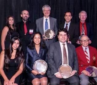 2013 Morgan Award Recipients