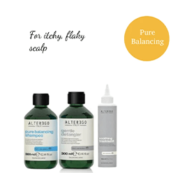 Alter-Ego---Pure-Balancing-Kit-for-Dry,-Itchy-Scalp