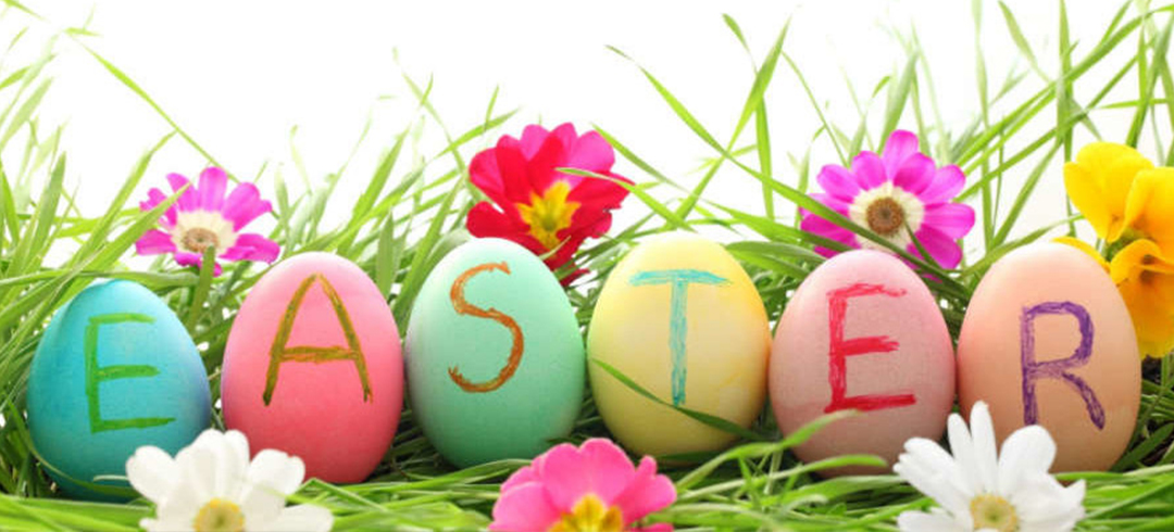 Happy Easter Girls!