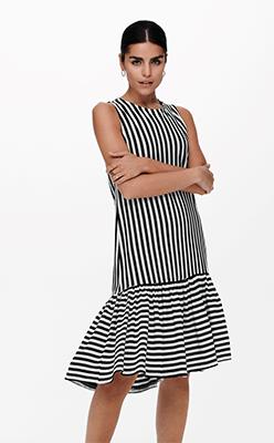 BORN---Fiona-Life-Black-Stripe-Dress