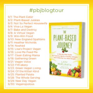 ThePlant-BasedJourney_BlogTourSchedule