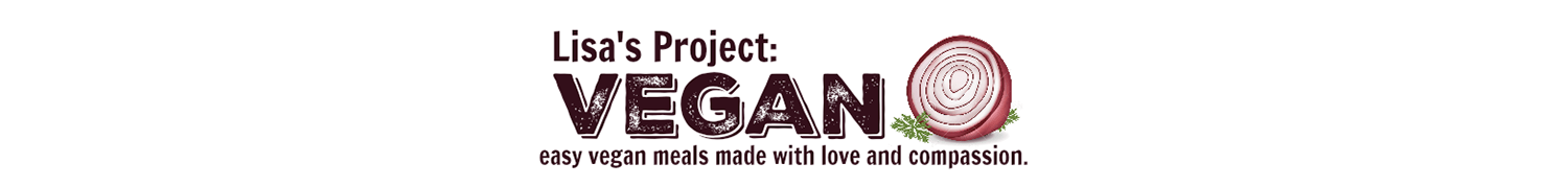 Lisa's Project: Vegan