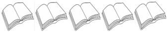 5bücher